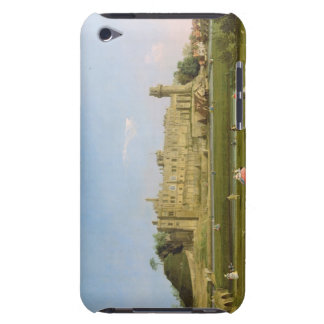 Warwick Castle, c.1748-49 (oil on canvas) Barely There iPod Case