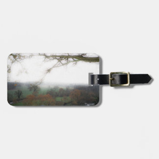 Warwick Castle View Bag Tag