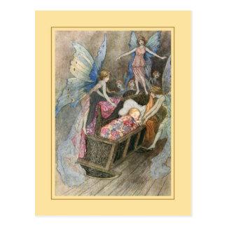 Warwick Gobel Postcard