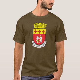 Warwickshire Coat of Arms T-Shirt