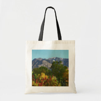 Wasatch Mountain Autumn In Utah Budget Tote Bag