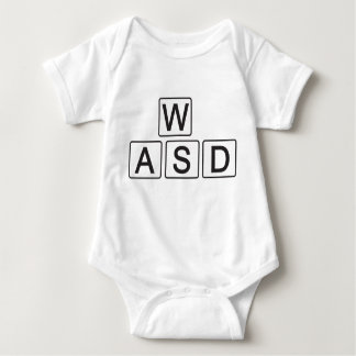 WASD Early Learning Tee Shirt