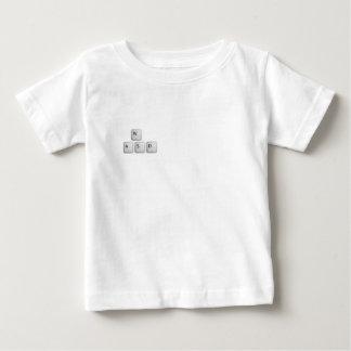 WASD Keys Baby T-Shirt