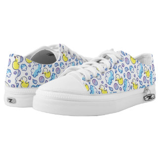 wash pattern low tops