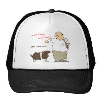 Wash Your Butt Trucker Hat