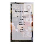 Washboards and Soap Double-Sided Standard Business Cards (Pack Of 100)