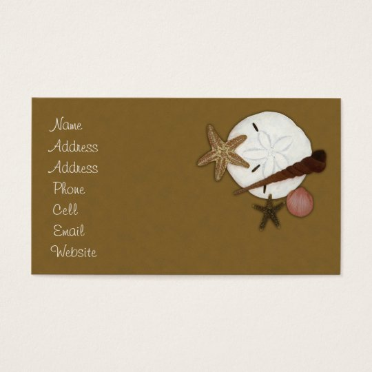 Washed Ashore Profile Card