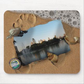Washed Up Photos Art & Photos Mousepad -Bangkok#1