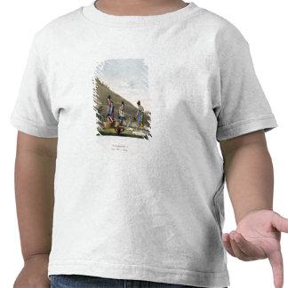 Washerwomen, Calton Hill, Edinburgh, from 'Airy No Tee Shirt
