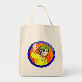Washi Tote Bags