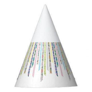 Washi Tape Pastels | DIY & Crafts | Celebrate Party Hat