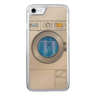 Washing Machine Carved iPhone 8/7 Case