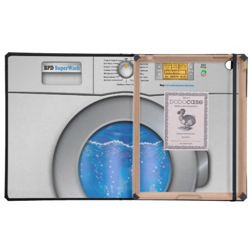 Washing Machine Cover For iPad