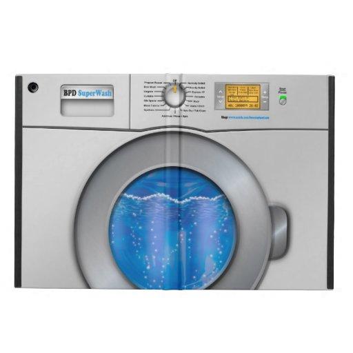 Washing Machine iPad Air Cases