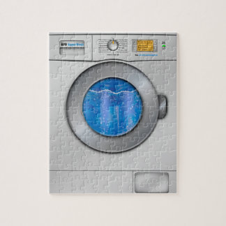 Washing Machine Jigsaw Puzzle