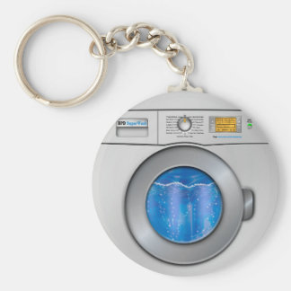 Washing Machine Key Ring