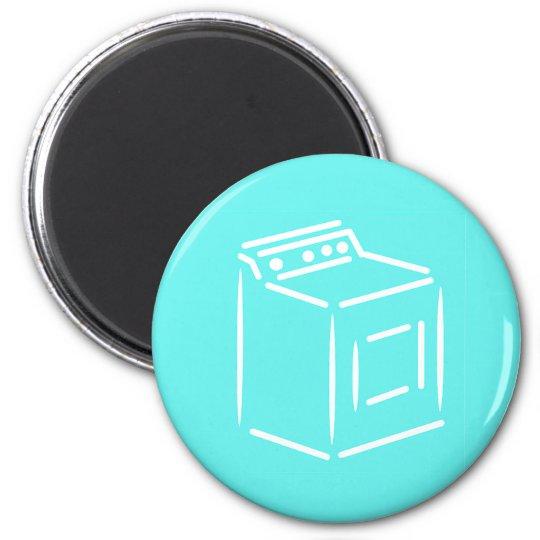 Washing machine magnet