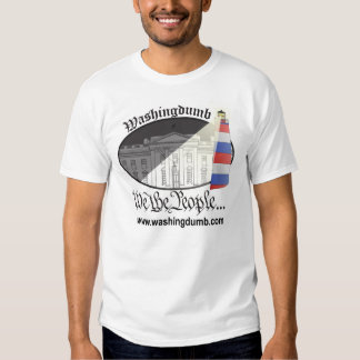 WashingDumb T Shirt