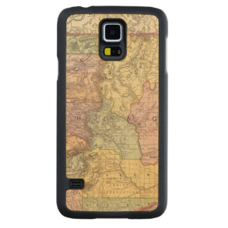Washington 3 carved maple galaxy s5 case