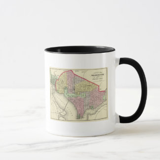 Washington 3 mug