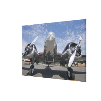Washington, Arlington Fly-in, airshow. Canvas Prints