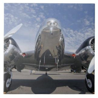 Washington, Arlington Fly-in, airshow. Large Square Tile
