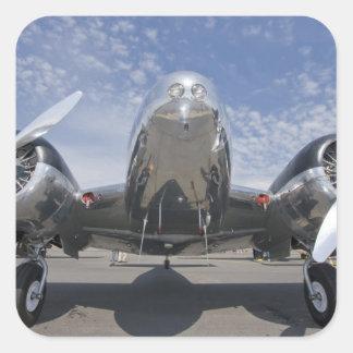 Washington, Arlington Fly-in, airshow. Square Sticker