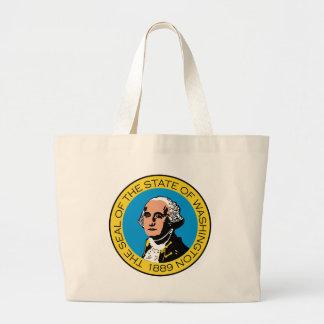 Washington Canvas Bags