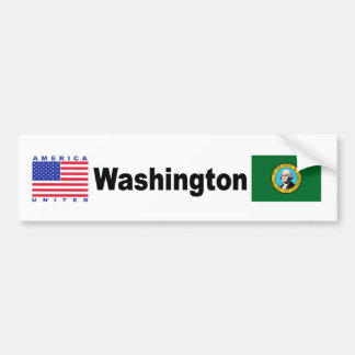 Washington Bumper Sticker