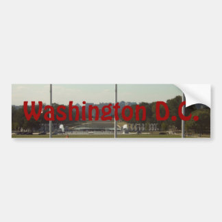 Washington Bumper Sticker