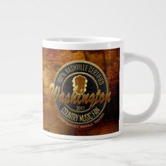 Washington Country Music Fan Coffee Mug