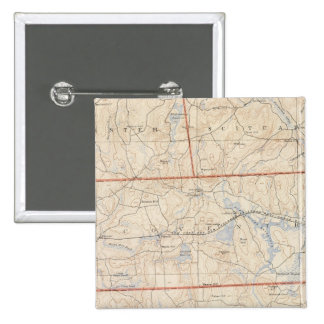 Washington Country, Rhode Island 15 Cm Square Badge