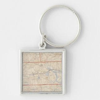 Washington Country, Rhode Island Key Ring