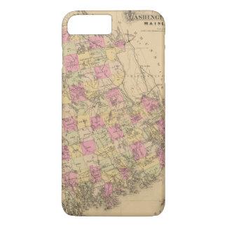 Washington County, Maine iPhone 8 Plus/7 Plus Case