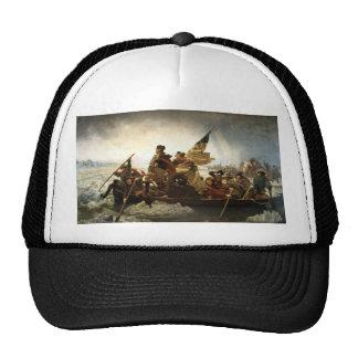 Washington Crossing the Delaware - 1851 Hats