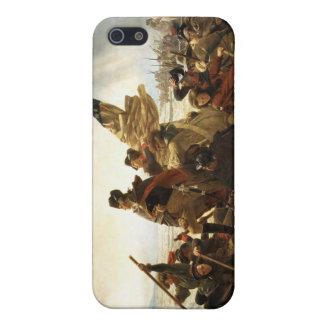 Washington Crossing the Delaware - 1851 iPhone 5/5S Case