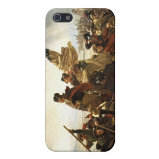 Washington Crossing the Delaware - 1851 iPhone 5 Cover