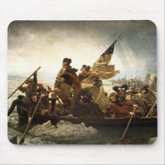 Washington Crossing the Delaware - 1851 Mouse Mat