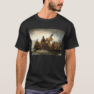 Washington Crossing the Delaware - 1851 T-Shirt
