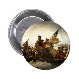 Washington Crossing the Delaware Buttons