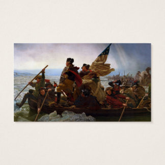 Washington Crossing the Delaware Business Card