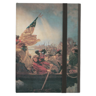 Washington Crossing the Delaware by Emanuel Leutze iPad Air Cover