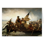 Washington Crossing the Delaware Cards