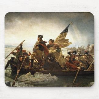Washington Crossing the Delaware Mouse Mat