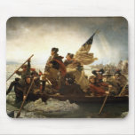 Washington Crossing the Delaware Mouse Pad