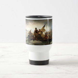 Washington Crossing The Delaware Mug