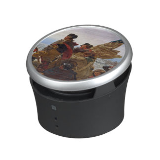Washington Crossing the Delaware River Bluetooth Speaker