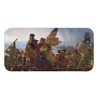Washington Crossing the Delaware River Cover For iPhone 5/5S