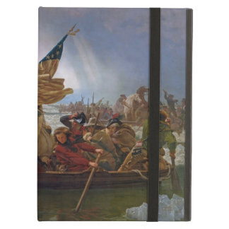 Washington Crossing the Delaware River iPad Air Cases