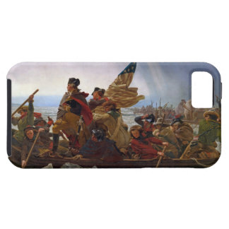 Washington Crossing the Delaware River iPhone 5 Covers